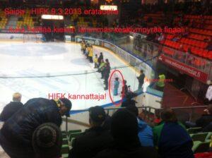 HIFK-desantti-Mixtuuran-joukoissa